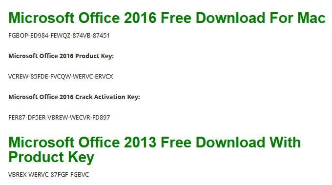 how to crack microsoft office 2016 activation