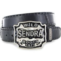 Photo of Sendra Boots 2497 Wild Sendra Plata Vieja Negra Buckle – altsilber Sendra Boots