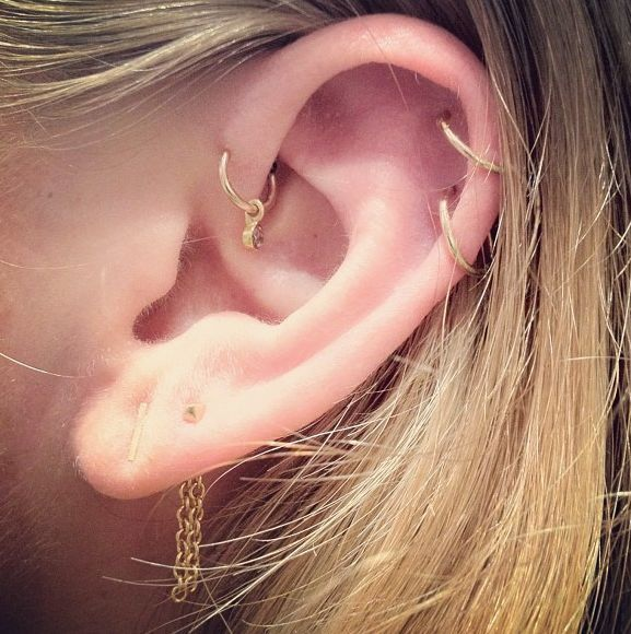"""ADORNED — New """"dangle"""" styles by J Colby Smith - exclusively..."""