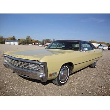 1961 Chrysler Imperial For Sale Near Milbank South Dakota 57252