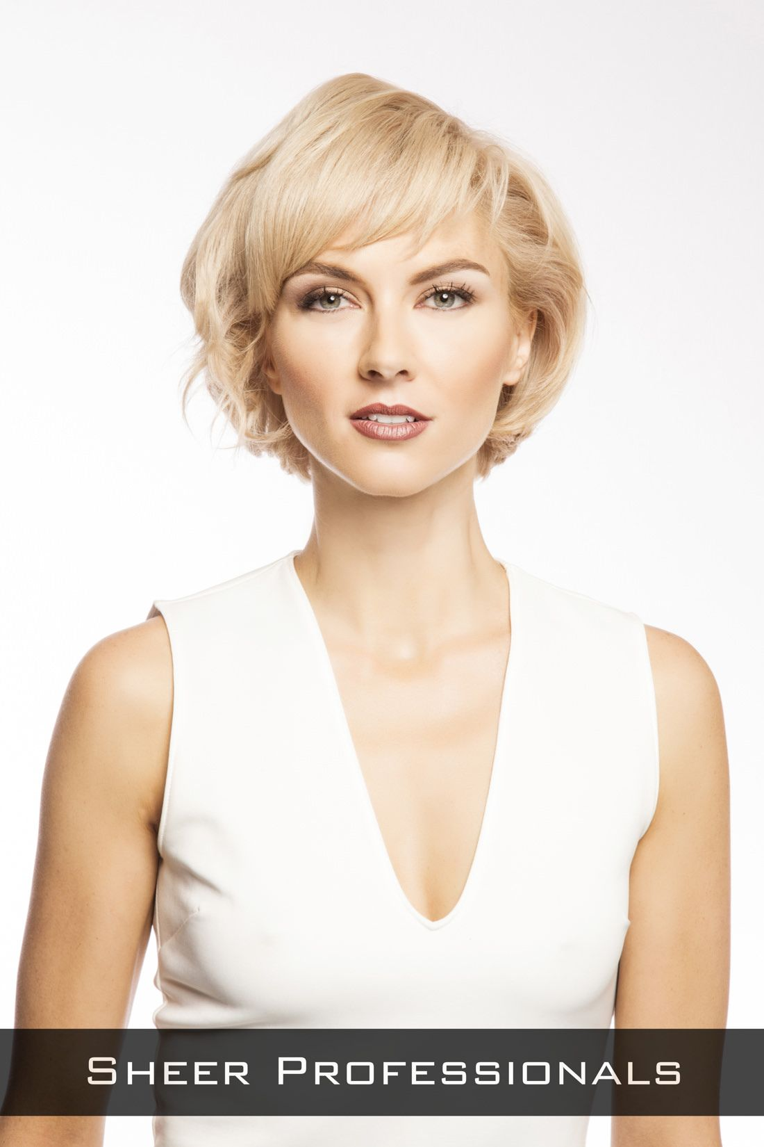 ultimate short hairstyles for long faces hairstyle pinterest