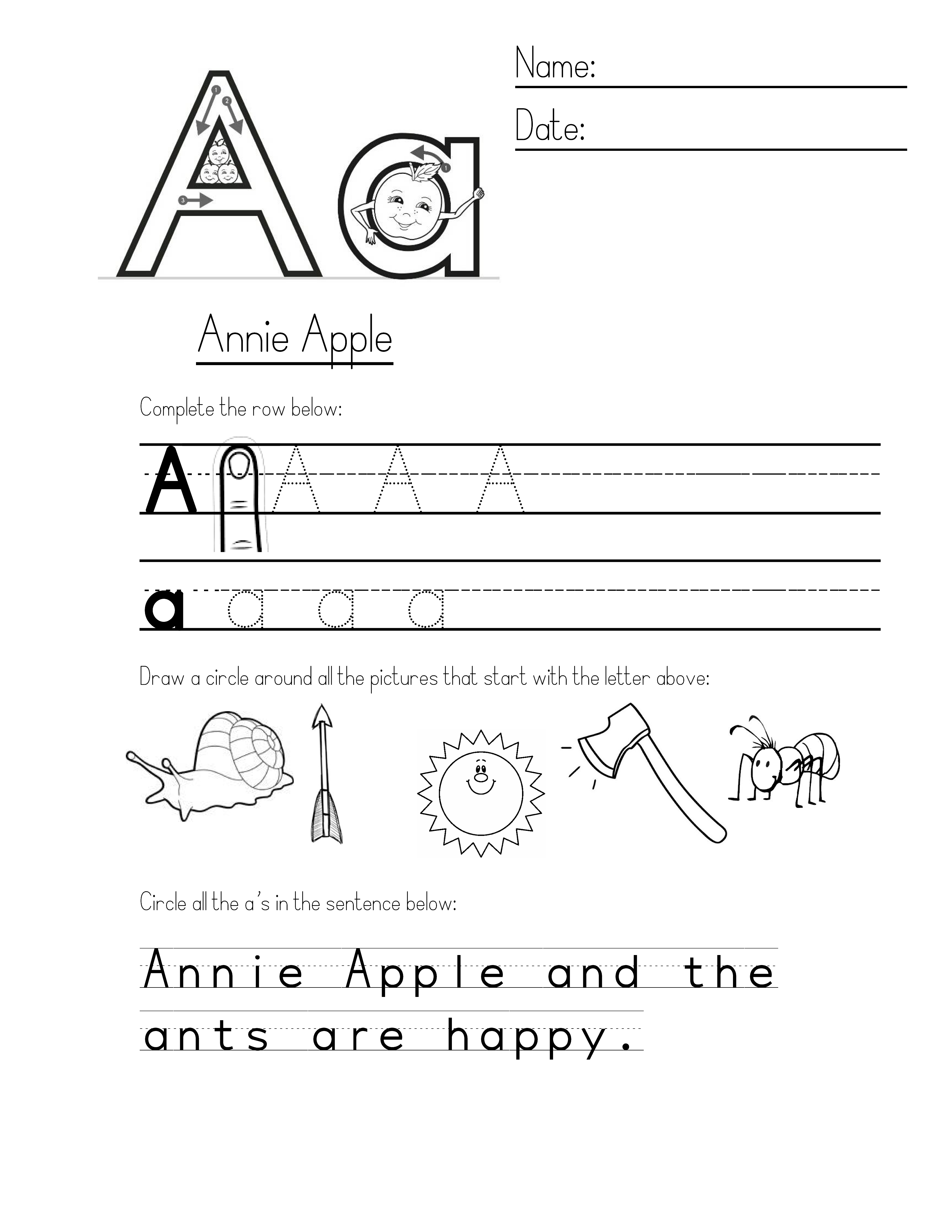 Letterland Letter Worksheets With Images