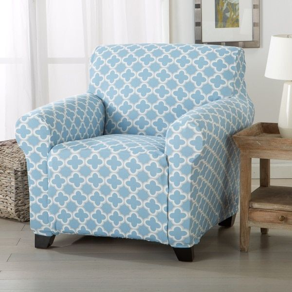 Home Fashion Designs Brenna Collection Stretch Form Fitted Chair Slipcover Slipcovers For Chairs Furniture Slipcovers Fitted Furniture
