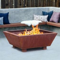 Thomastown   Fire pit backyard, Outdoor fire, Fire pit designs