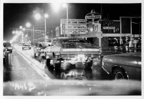 Cruising The Ave South Nevada 1973 Living In Colorado Springs Colorado Springs Colorado