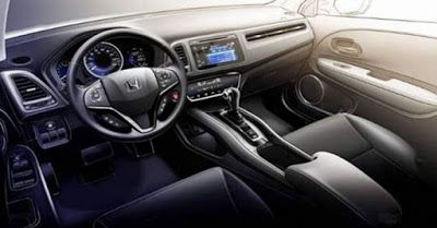 2018 Honda Hr V Interior Honda Pinterest Honda And Engine