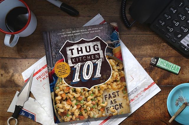 📰 We've got big news, bitches  Our new book ✨📖✨ TK 101: FAST AS FUCK drops October 11th and being our third book, it's gonna put the ill in trilogy 🔥 This book's got over 💯 brand-new recipes to teach your lazy ass that cooking at home is cheaper, healthier, and an essential part of being a GOD👏DAMN👏ADULT👏  Preorder anywhere books are sold ➡️link in bio⬅️