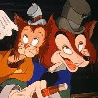Il gatto e la volpe: i falsi amici di pinocchio *disney pixar