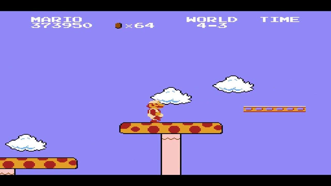 Super Mario Bros Nes World 4 3 Ultimate Cheats Super Mario Bros Mario Bros Super Mario