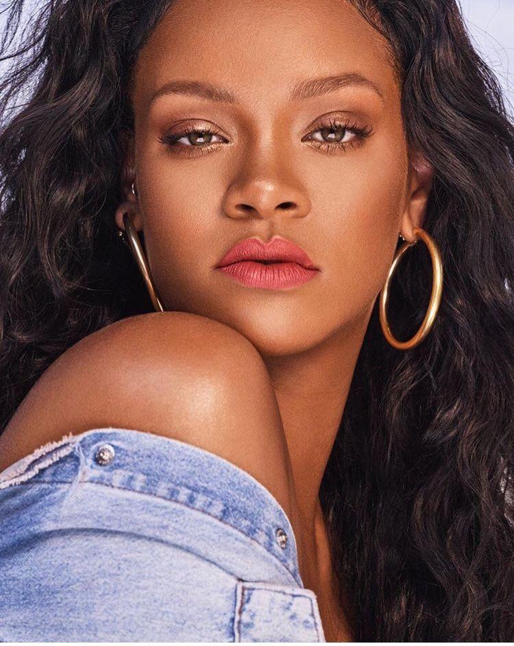 Pin by Jukayla Johnson on Visuals Rihanna fenty beauty