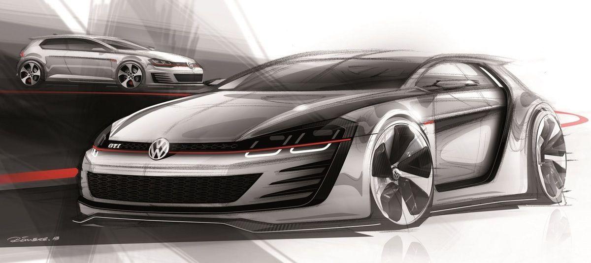 Volkswagen 2013 Concept cars, Volkswagen, Volkswagen car