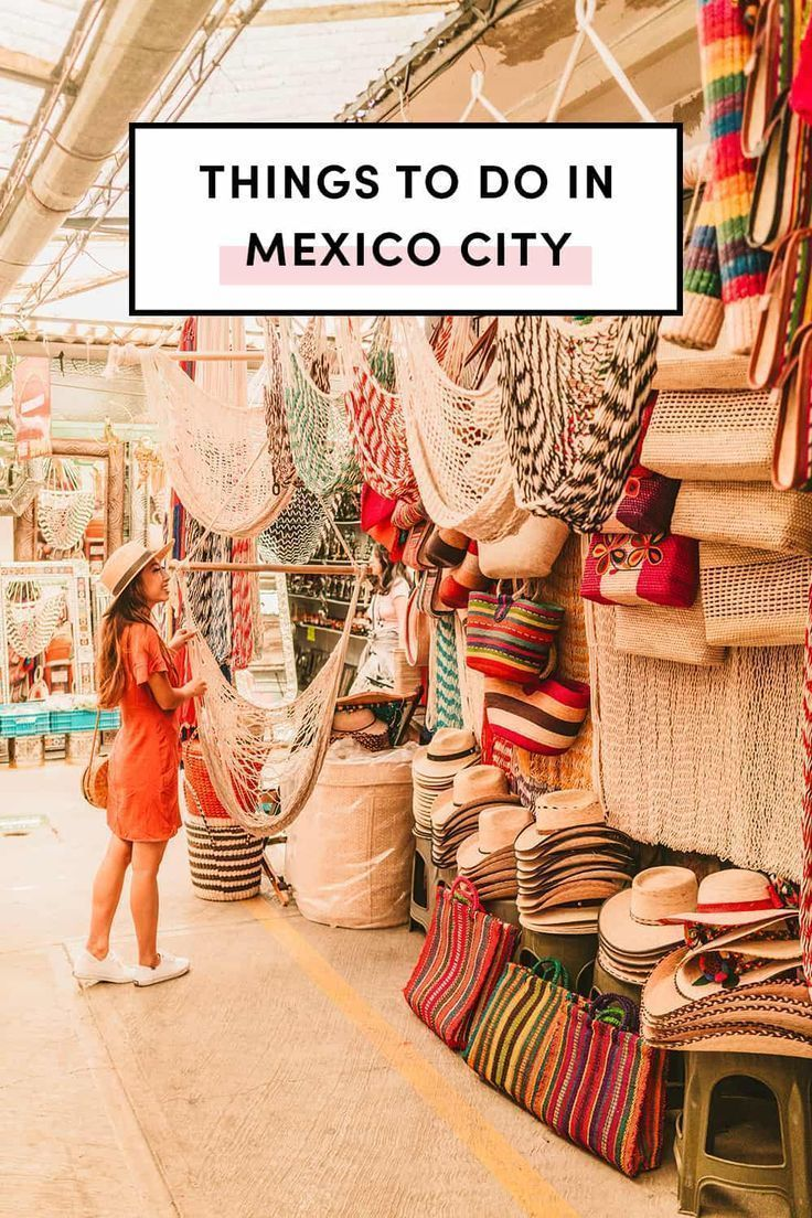 Mexico City Travel Guide – Things To Do & Where To Eat