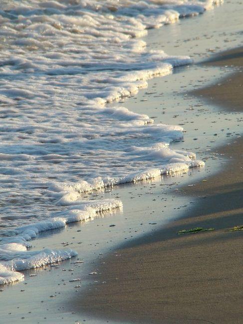 Shore is beautiful, isn't it?