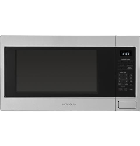 Zeb1226shss Monogram 2 2 Cu Ft Countertop Microwave Oven