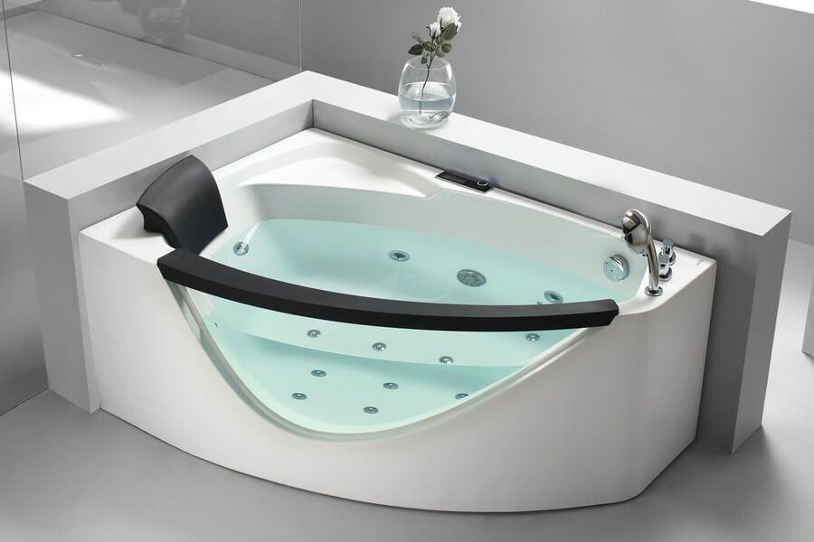 Best small modern bathtubs | Whirlpool tub | Pinterest | Modern ...