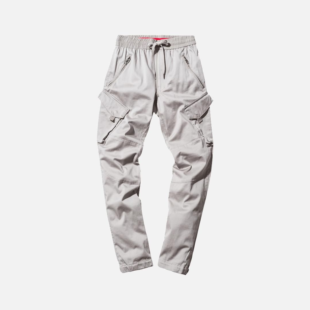 539c8b6a93b Kith Mercer III Cargo Pant - Warm Grey