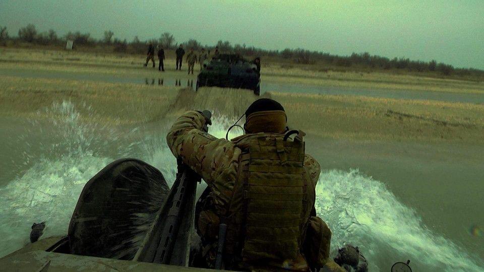 ВМС Украины- морская пехота Фото: Павло Парфенюк