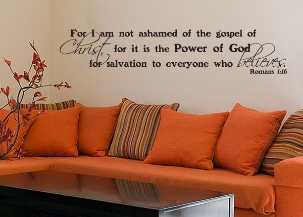 Pin By Laura Magnuson On Crafts Bible Verse Wall Decals