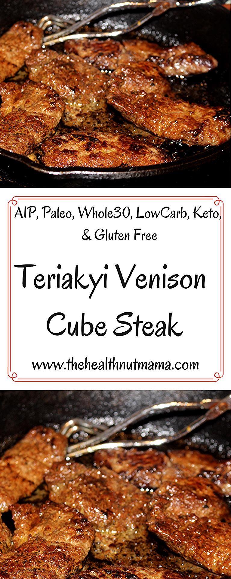 Photo of AIP Paleo Teriyaki Cubed Steak – The Health Nut Mama  – AIP …