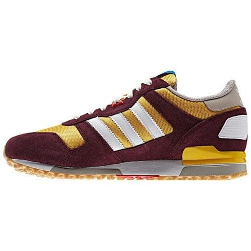 hombre burgundy zx blancas zapatillas 700 adidas oro g96515 rhQCsdt