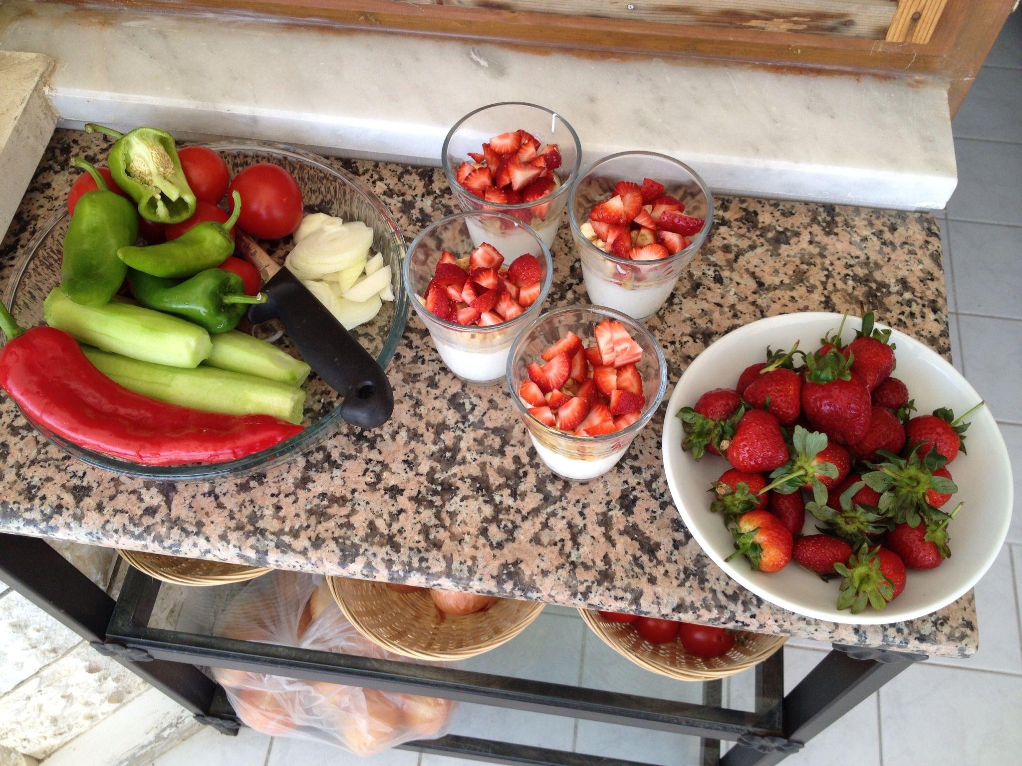 Morgenmad i Tyrkiet
