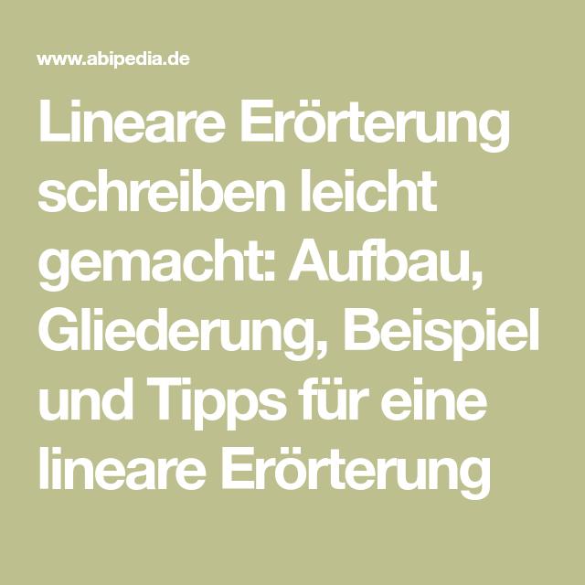 Deutsch Textproduktion Erorterung Trainingsheft