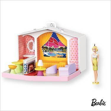 I have this one, and it's pretty much the coolest thing ever made. I love how the home is in vintage Polly Pocket style. <3