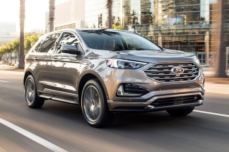 2019 Ford Edge Mpg Release Date Price Provides The Latest