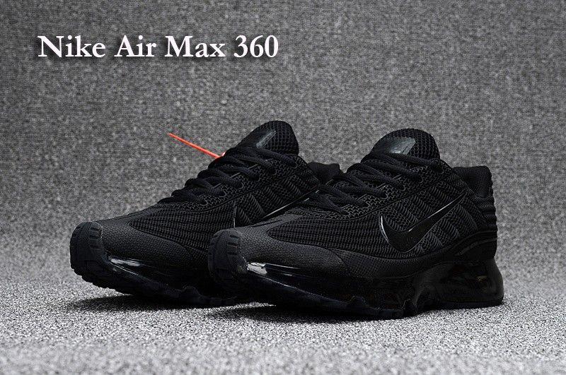 Mens Nike Air Max 360 KUP Shoes Black,Nike Air Max 360 Shoes