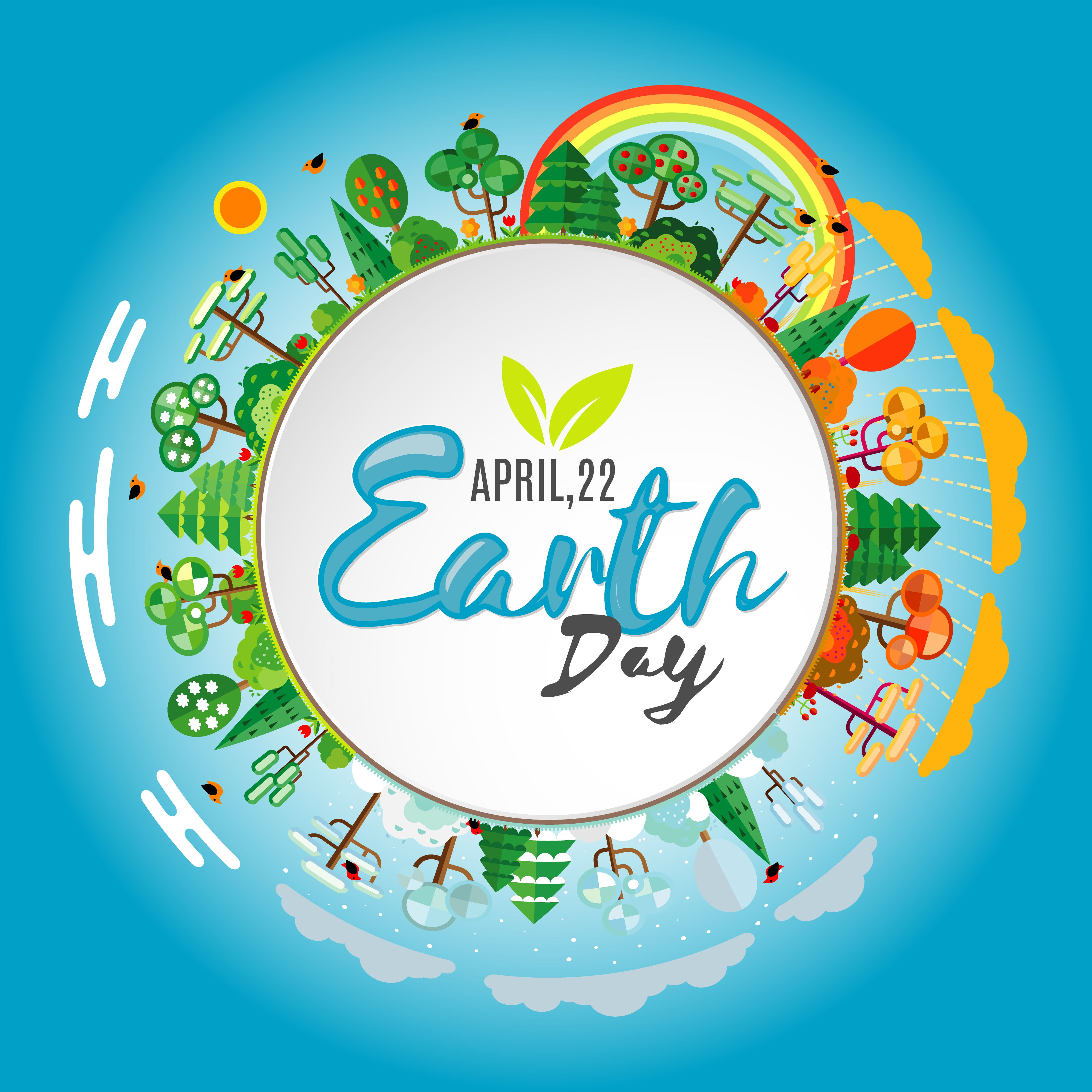 Lets Protect The Environment Where We All Meet.. Happy