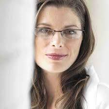 78f3d6c219ab Image result for semi-rimless glasses women | Glasses | Rimless ...