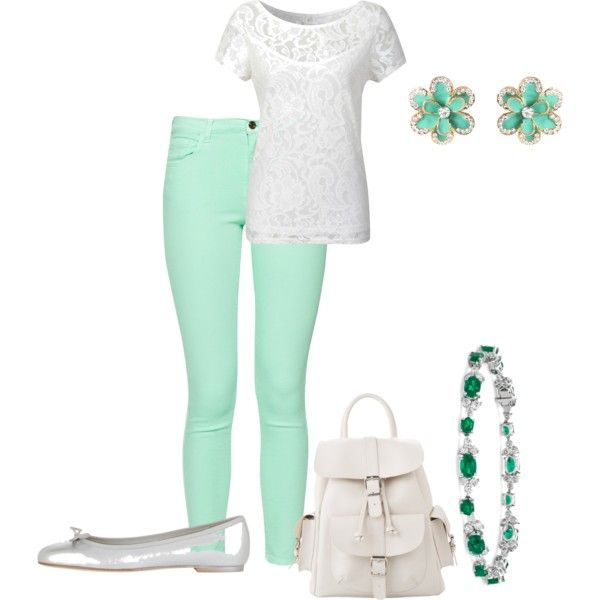 casual by sonuelizabeth on Polyvore featuring Alice & You, French Connection, Barneys New York, MANGO, Blue Nile and Amrita Singh