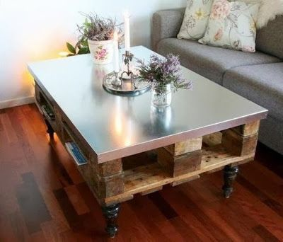 11 Uradi Sam Uređenje Doma Diy Pallet Furniture Plans