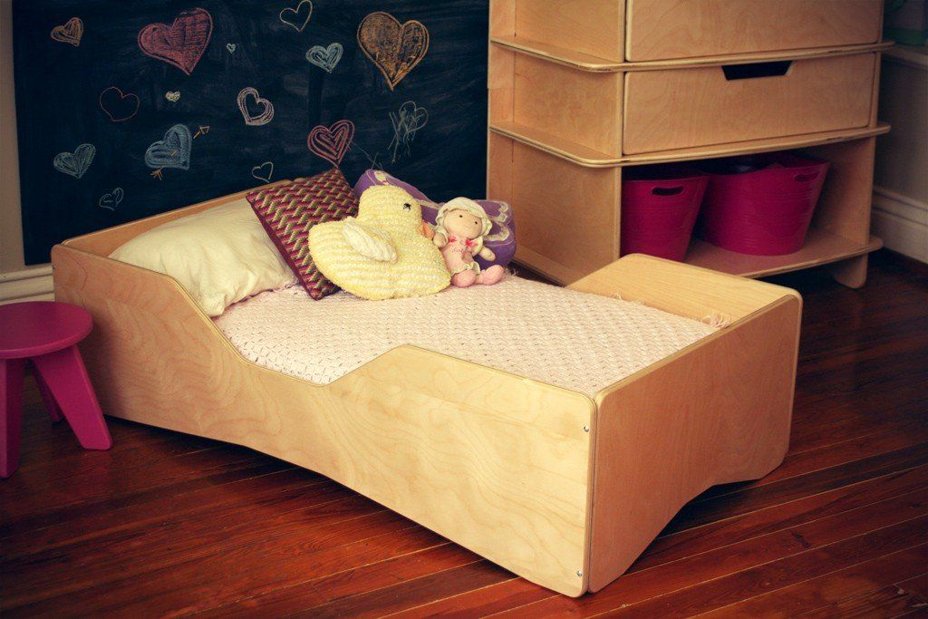 Aero Toddler Bed With Images Kid Beds Diy Toddler Bed