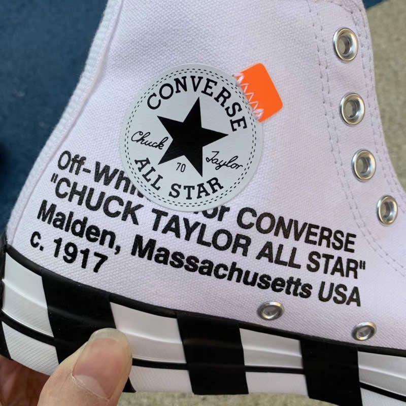 off white converse chuck 70 stripe white high tops shoes 163862c pics -  www.anpkick d428053be