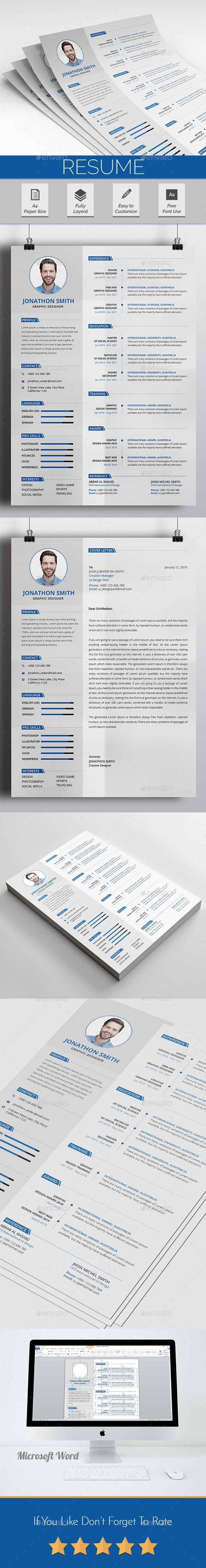 ms cover letter templates