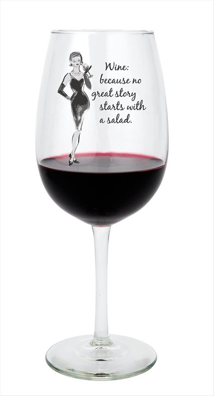 When You Ve Had A Rough Day These Wine Glasses Understand 16 Pics