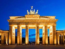 Brandenburger Tor Berlijn Brandenburger Tor Berlin Deutschland Germany