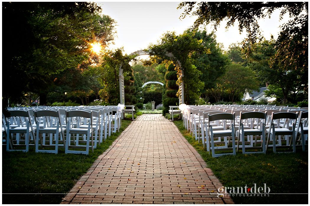My Ceremony Site At Lewis Ginter Botanical Garden, Simply