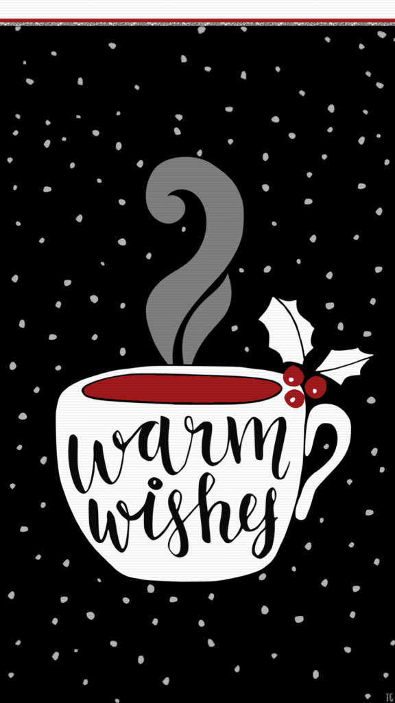 Warm Wishes iPhone Home Screen.PNG Box Рождественские