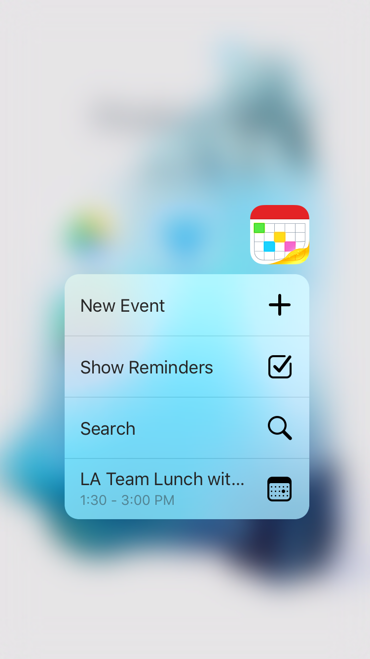 Here's Everything You Can Do With 3D Touch On The iPhone