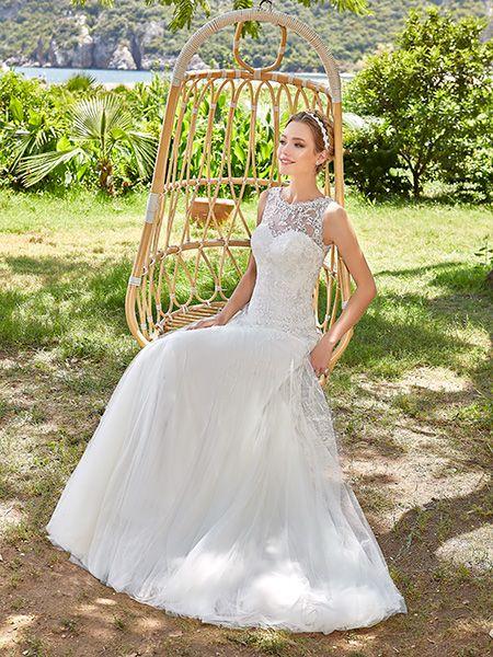 robe de mariee 2018 point mariage. Black Bedroom Furniture Sets. Home Design Ideas