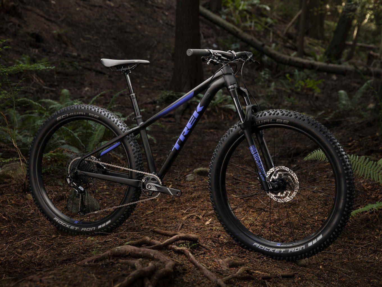 Roscoe 8 Women S Trek Bikes Trek Bikes Hardtail Mountain Bike