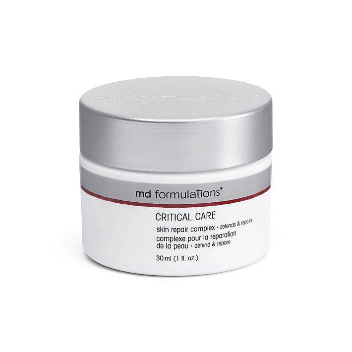 Critical Care Skin Repair Complex Skincare Md Formulations Skin Repair Skin Care Repair