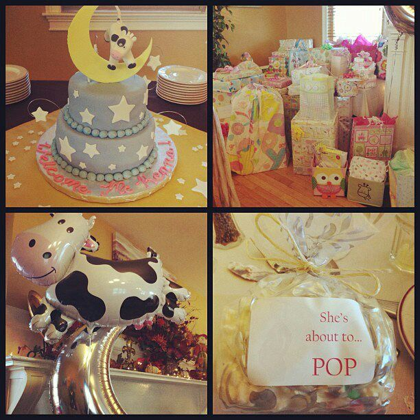 Nursery Rhyme Baby Shower Gifts