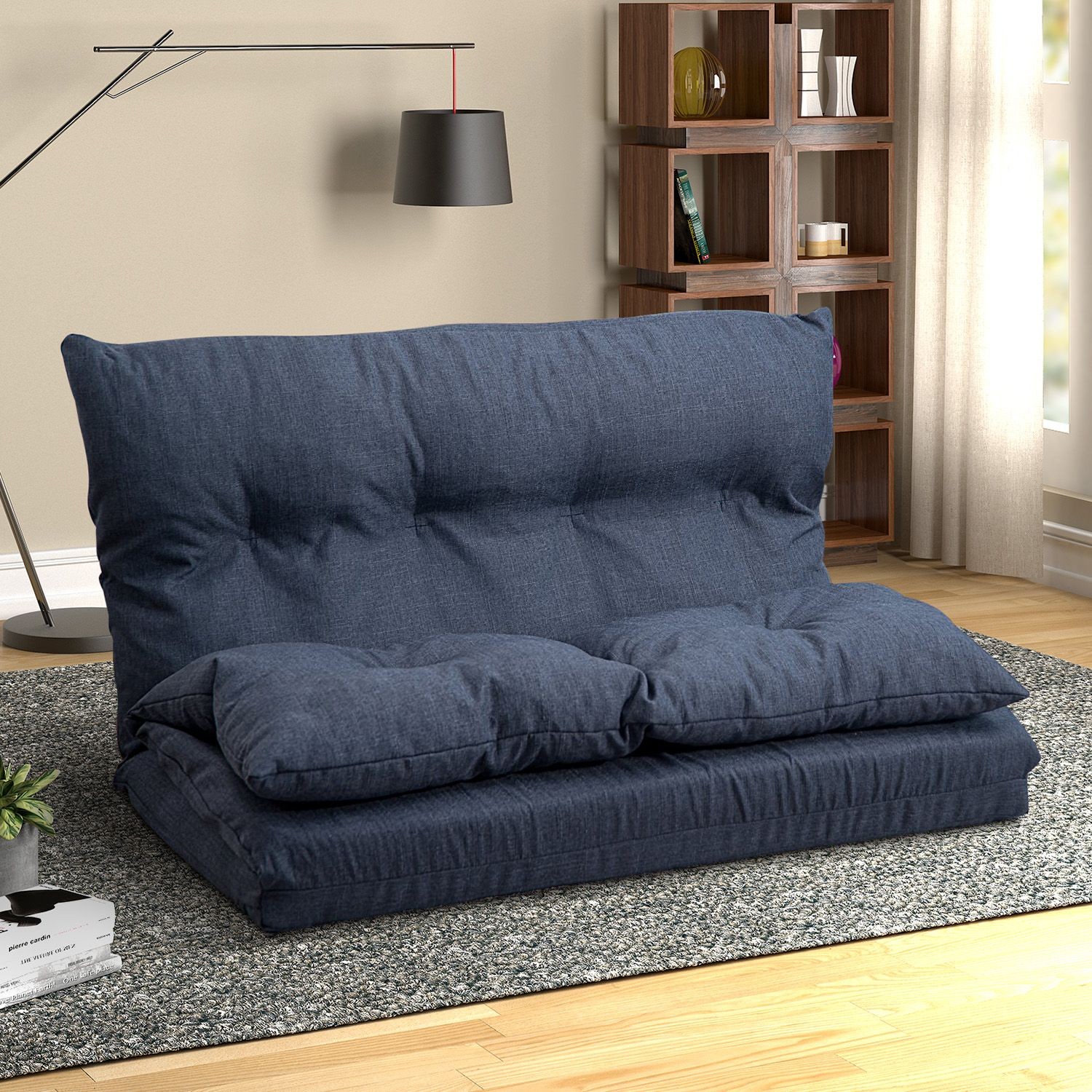 Home Floor couch, Lounge sofa, Fabric sofa