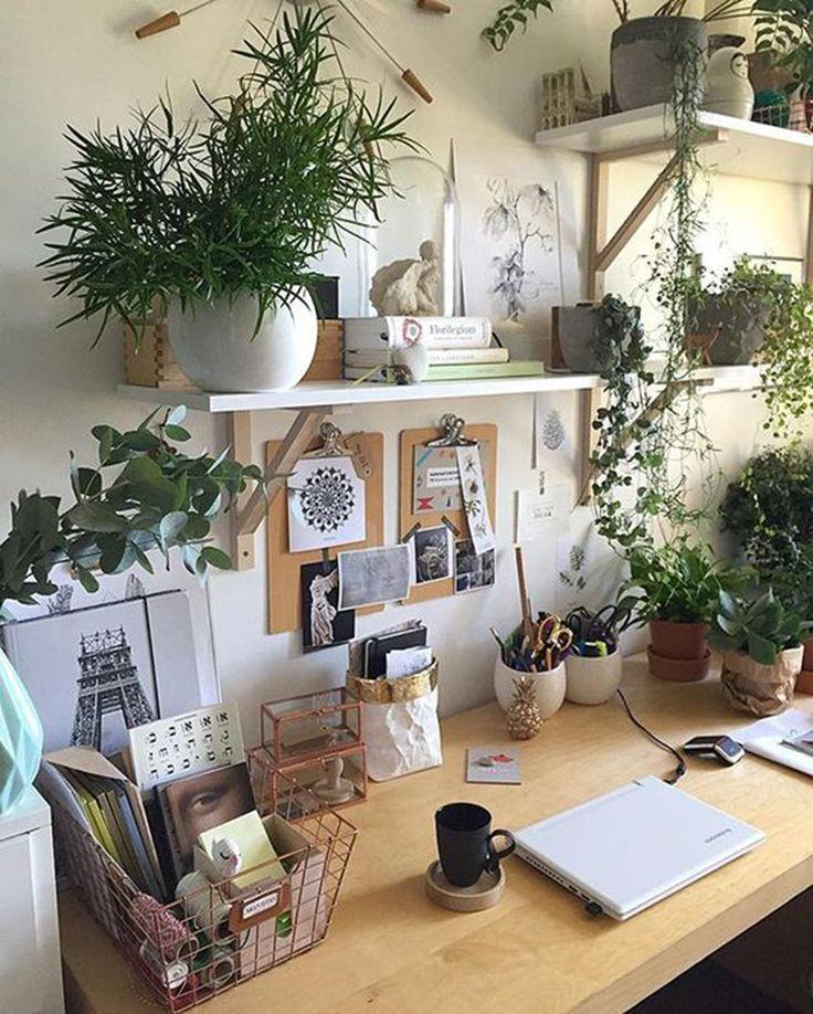 42 Amazing Indoor Garden Decorations Tips and Ideas #thegardenroom