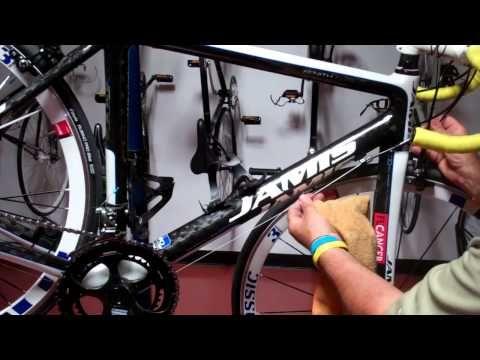 Do It Yourself Bike Tune Up Velo Wrench Bike Shop Youtube