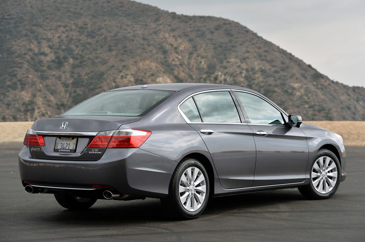 Good 2014 Honda Accord V6 Touring