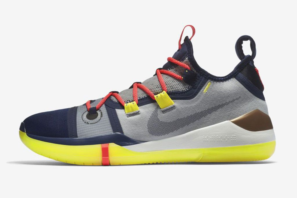 quality design 7d137 8d3e8 Brand New - Nike Kobe A.D AD Exodus - Sail Multicolor – Size  9.5 (AV3555  100)